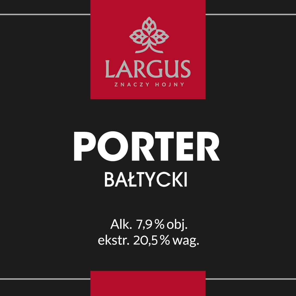 Porter Bałtycki