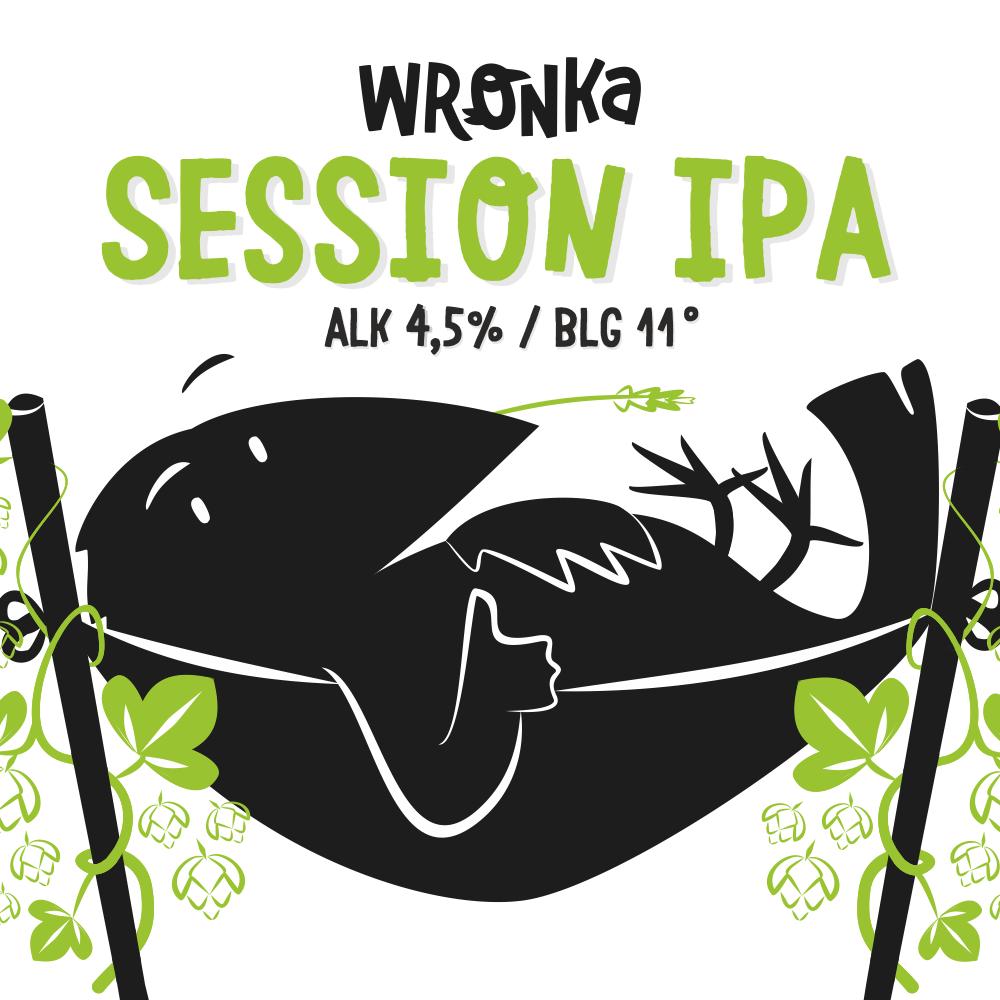 Wronka Session IPA